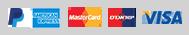 כרטיס אשראי או PayPal